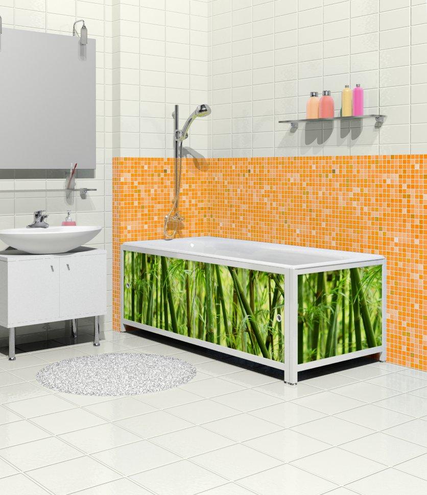Акварель экраны под ванну