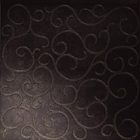 Декор BURN STEEL Arabesque 60x60х10мм